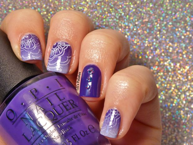 Nailstorming #30 - Stamping mais pas que (2)